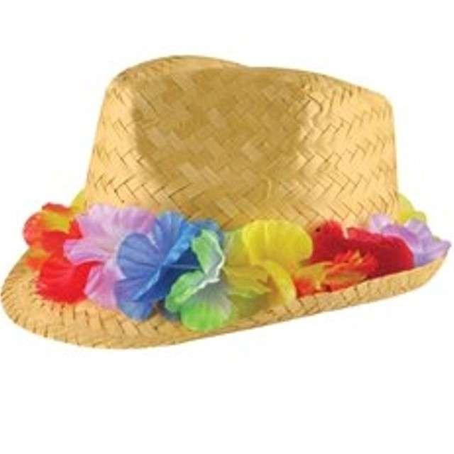_yy_kapelusz hawajski z kwiatami
