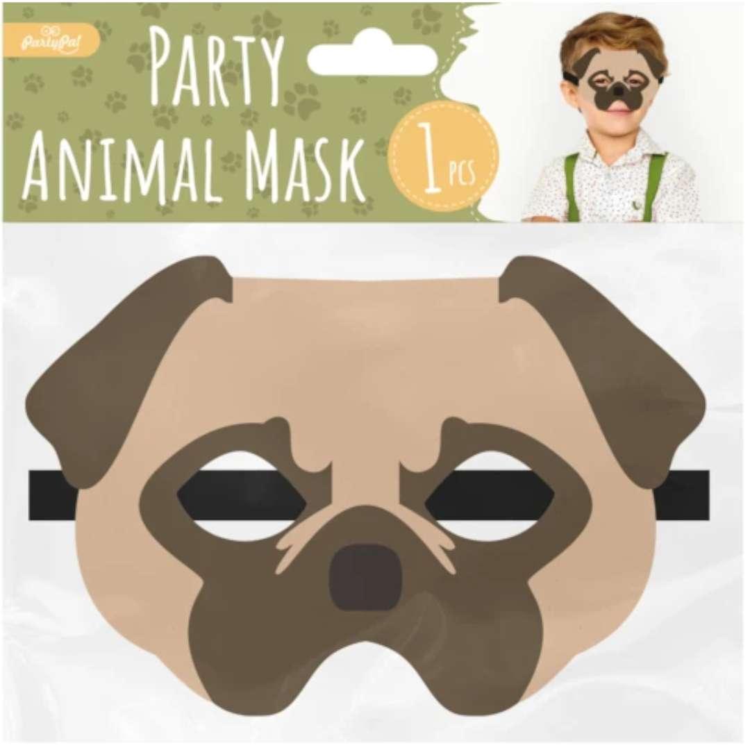 Maska Piesek filcowa PartyPal