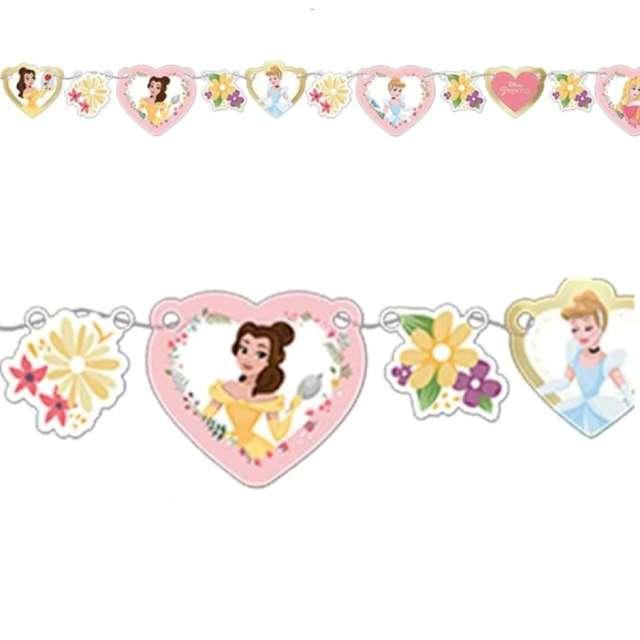 Baner Księżniczki Disneya - Princess mix Procos 200 cm