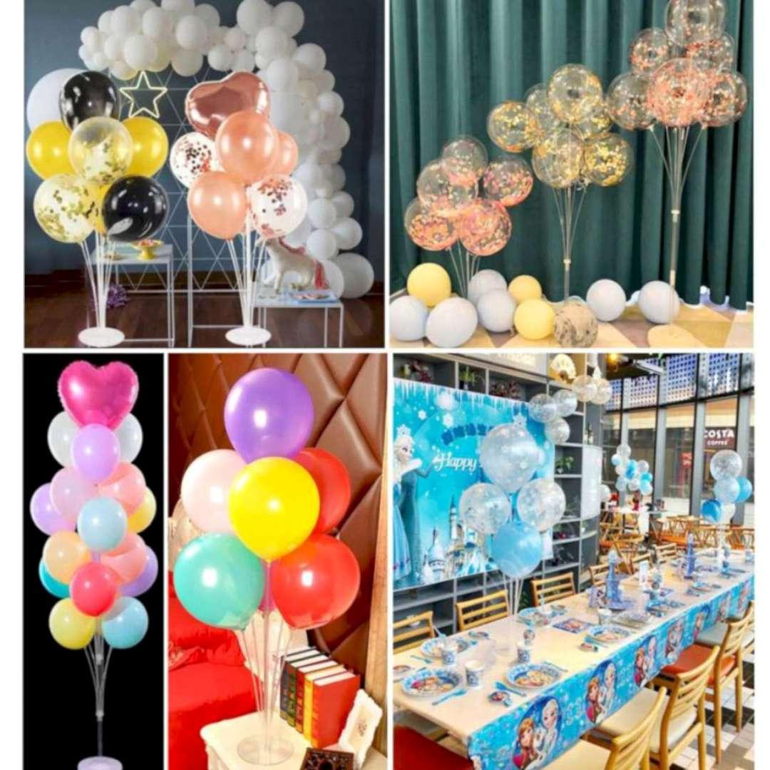 Stojak do balonów LED PartyPal 72 cm