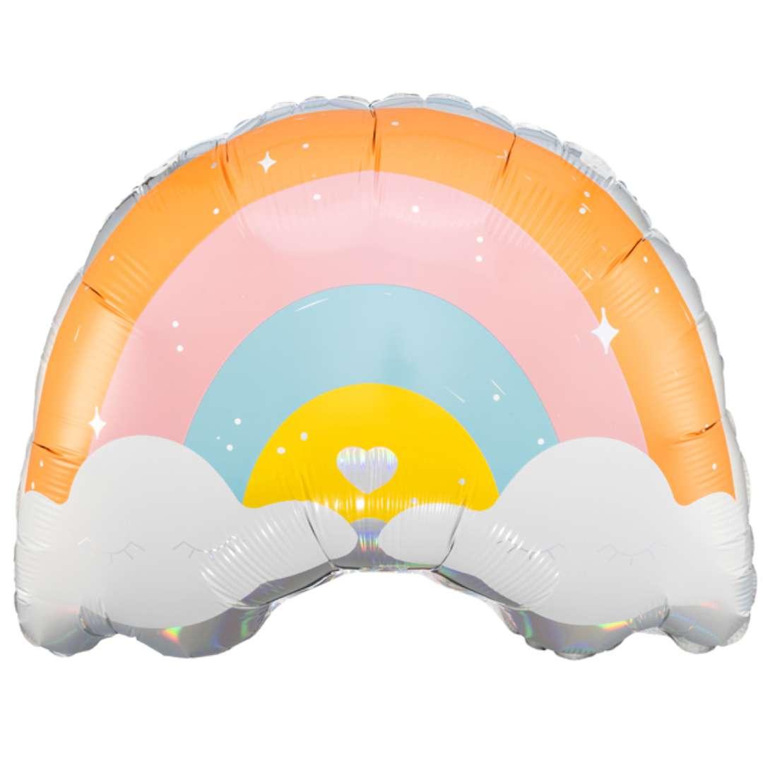 Balon foliowy Tęcza PartyDeco 21 SHP