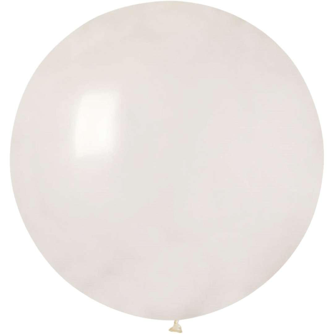 Balon Olbrzym transparentny Gemar 80cm