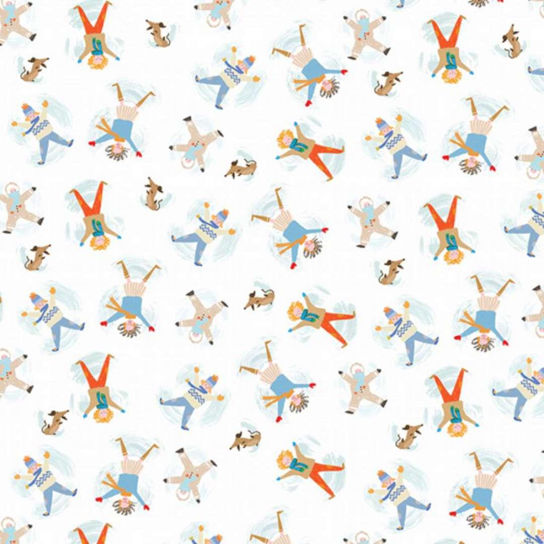 Papier do pakowania Dzieci kolorowy PartyDeco 70x200cm