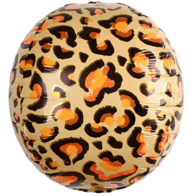 Balon foliowy Animal: skóra Pantery PartyPal 22 RND