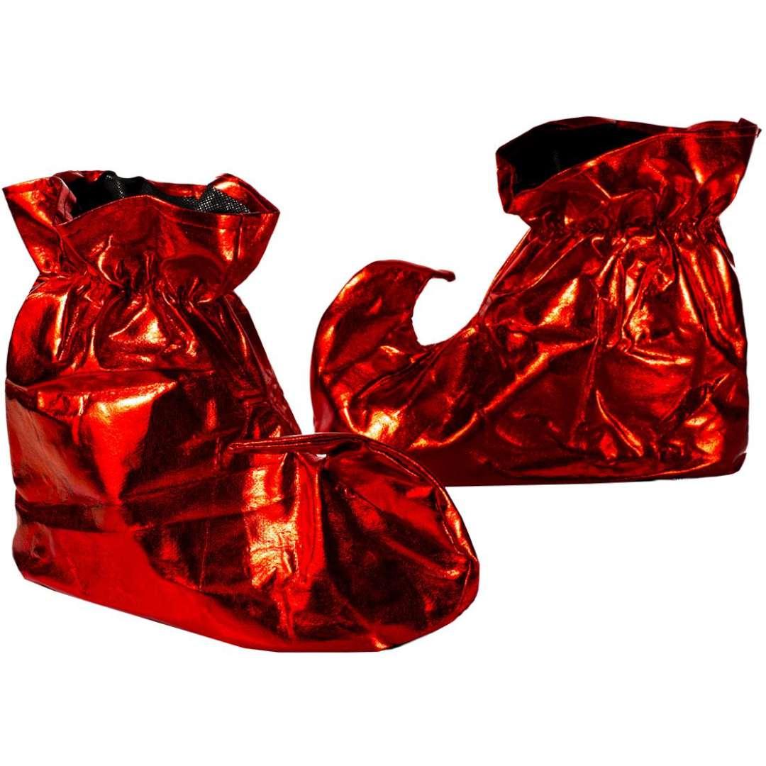 Nakładki na buty Elfa, czerwone, KRASZEK