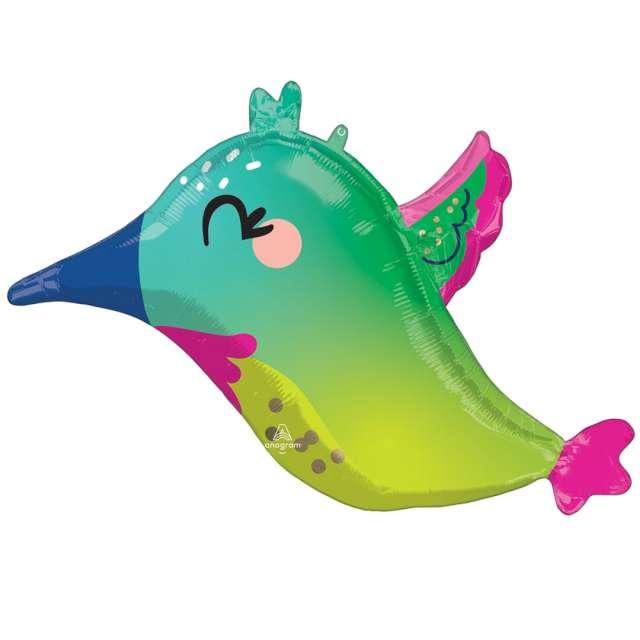 """Balon foliowy """"Kolorowy Koliber"""" Godan 25"""""""
