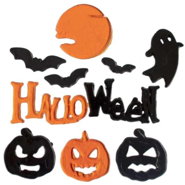 """Naklejki na szybę """"Halloween o zmroku """", PartyPal"""