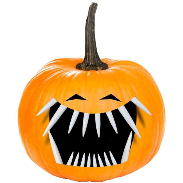 """Sztuczne zęby """"Halloweenowe kły do dyni"""", Arpex, 18 szt"""