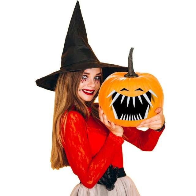 Sztuczne zęby Halloweenowe kły do dyni Arpex 18 szt