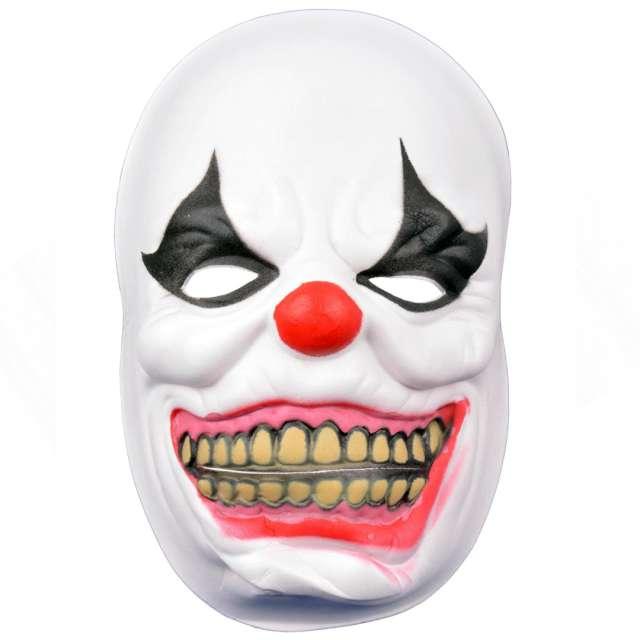 "Maska ""Klaun psychopata z zębami"", piankowa, Arpex"