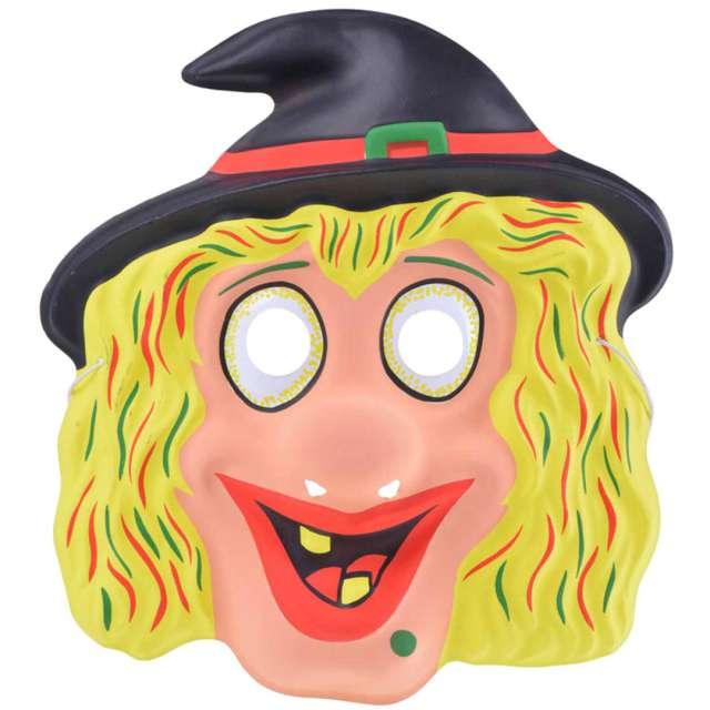 Maska Wiedźma w blondzie Arpex