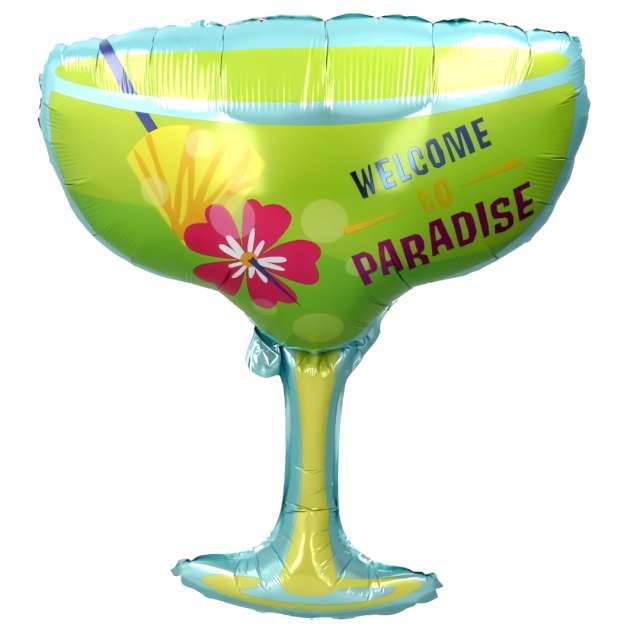 Balon foliowy Egzotyczny drink Jix 31 SHP