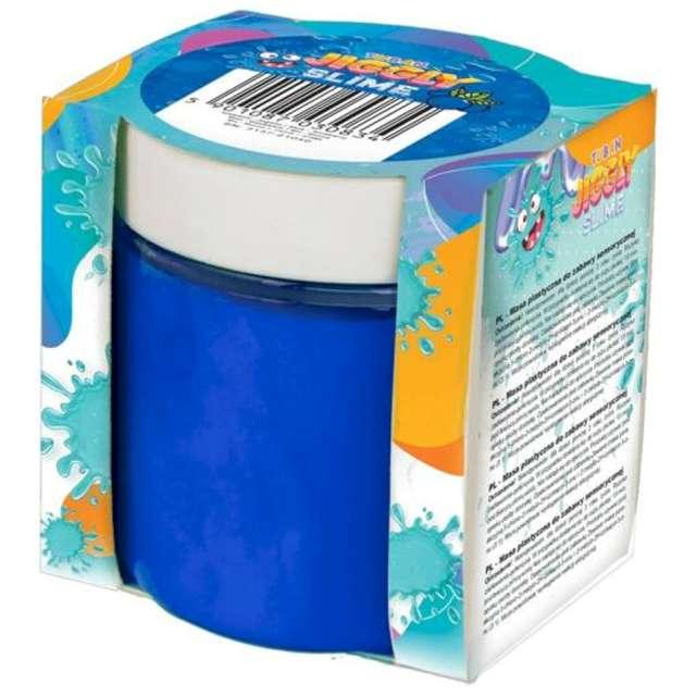 Zestaw Jiggly Slime - niebieska jagoda Tuban 100g