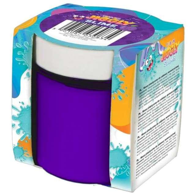 Zestaw Jiggly Slime - fioletowa śliwka Tuban 100g