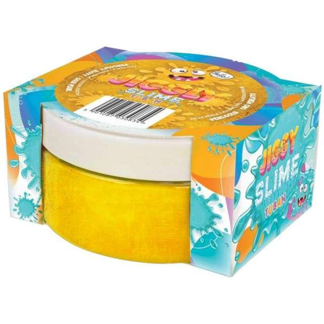 """Zestaw """"Jiggly Slime - złoty perłowy"""", Tuban, 200g"""