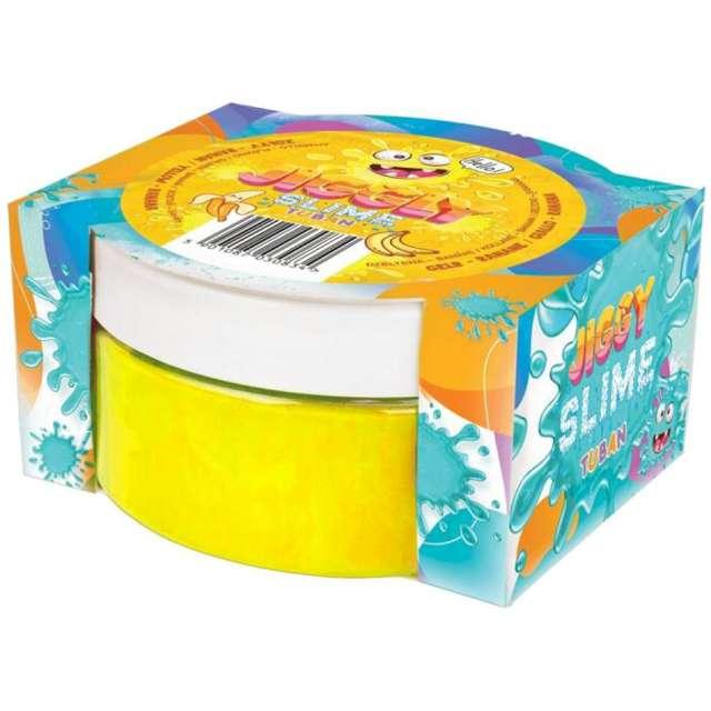 Zestaw Jiggly Slime - żółty banan Tuban 200g