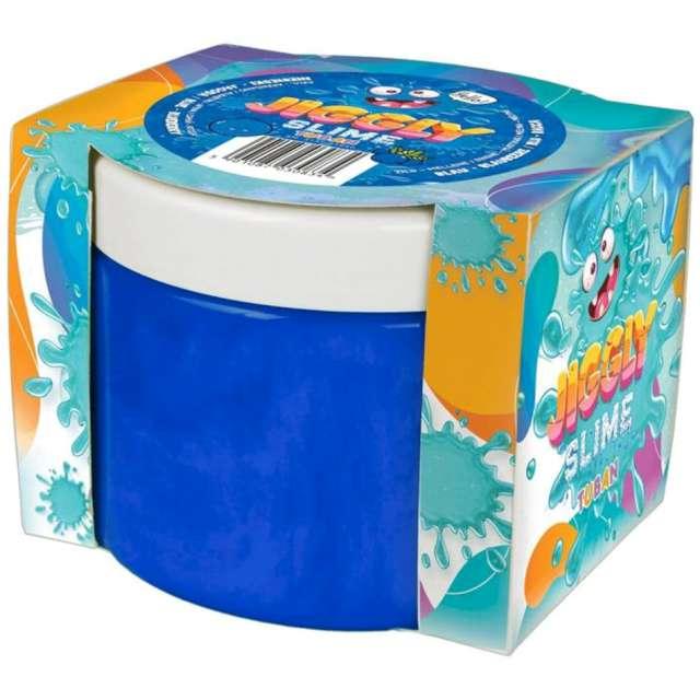 Zestaw Jiggly Slime - niebieska jagoda Tuban 500g