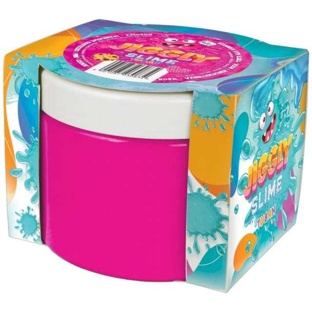 Zestaw Jiggly Slime - waniliowe ciastko Tuban 500g