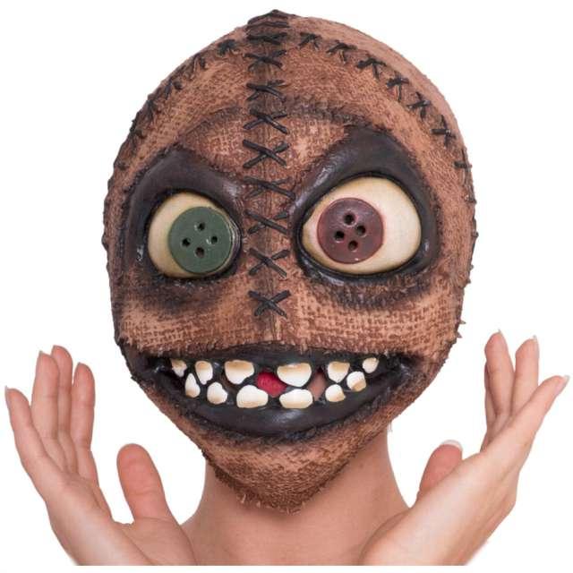 Maska Lalka Voodoo lateksowa Folat