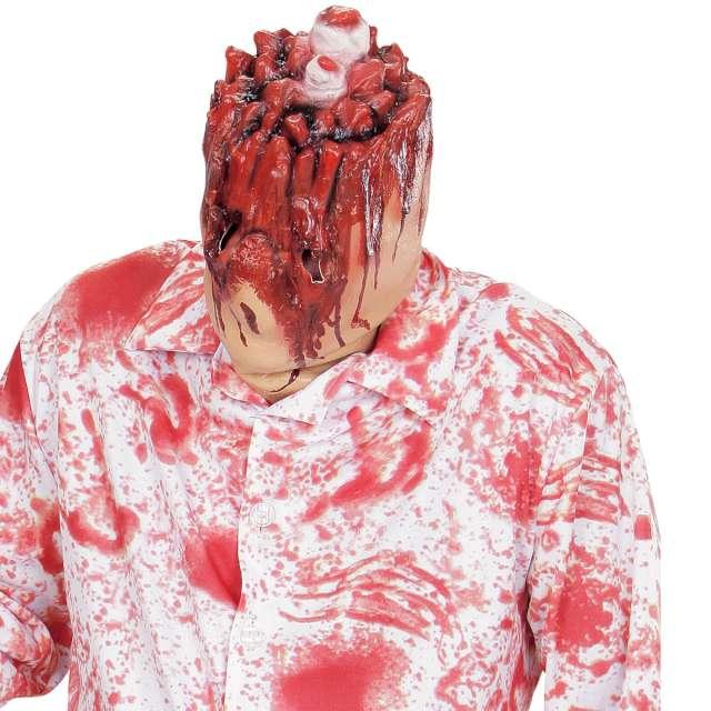 Maska Odcięta Głowa lateksowa Widmann