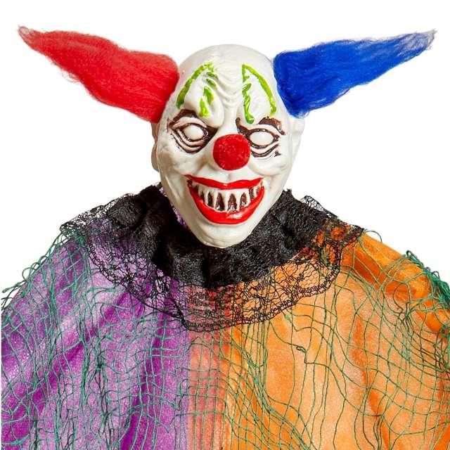 Strój dla dorosłych Przerażający klaun Widmann