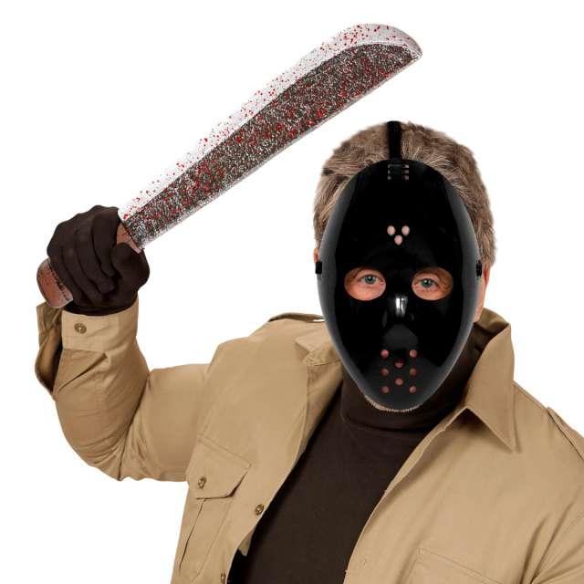 Maska Hokejowa - Jason czarna Widmann