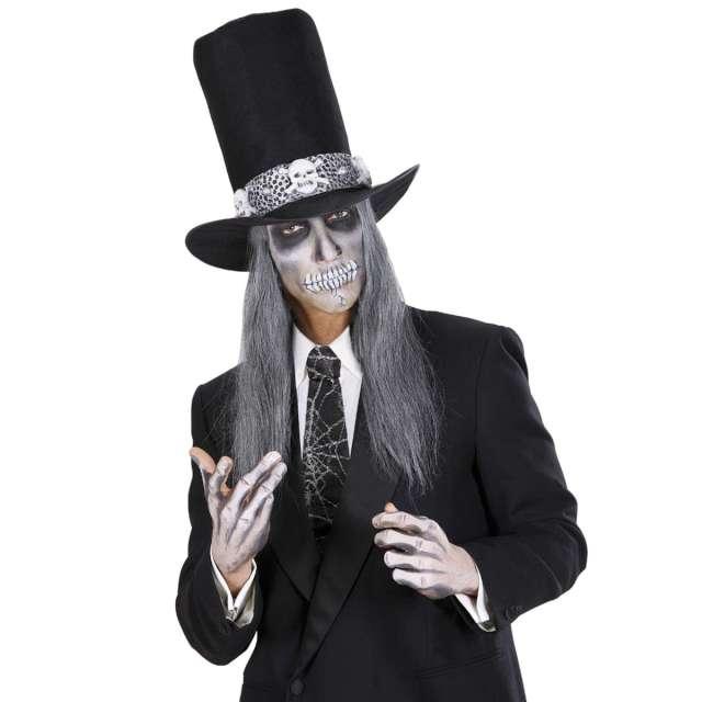 Krawat Pajęczyny czarny Widmann