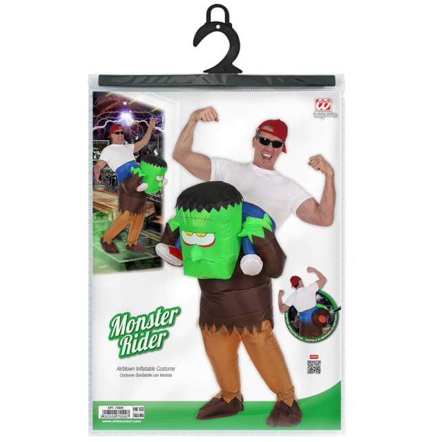 _xx_MONSTER RIDER (airblown inflatable costume) 1Size