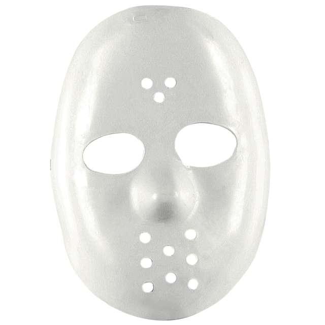 Maska Hokejowa - Jason biała Widmann