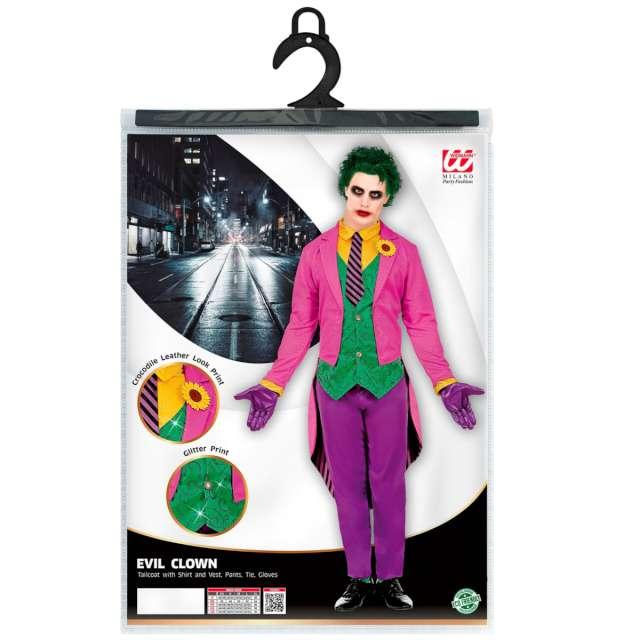Strój dla dorosłych Joker mistrz zbrodni Widmann rozm. M