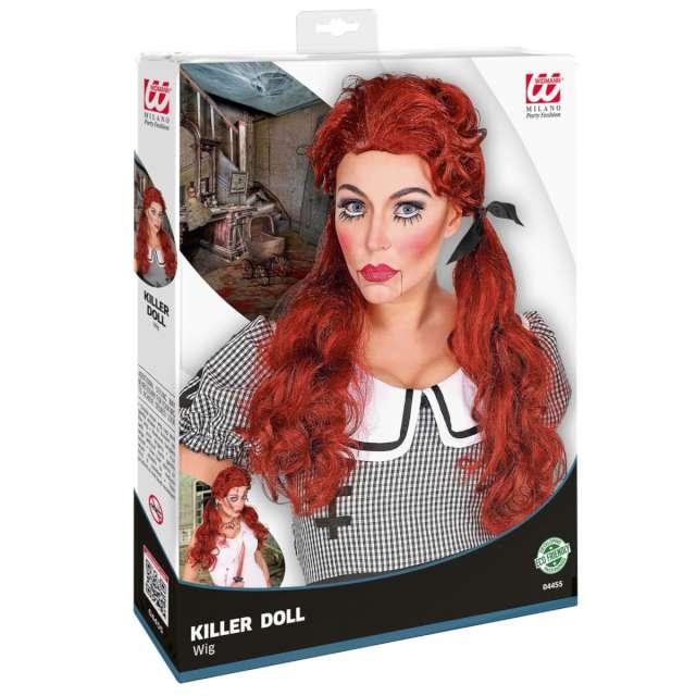 _xx_Pk 4 KILLER DOLL WIG in box