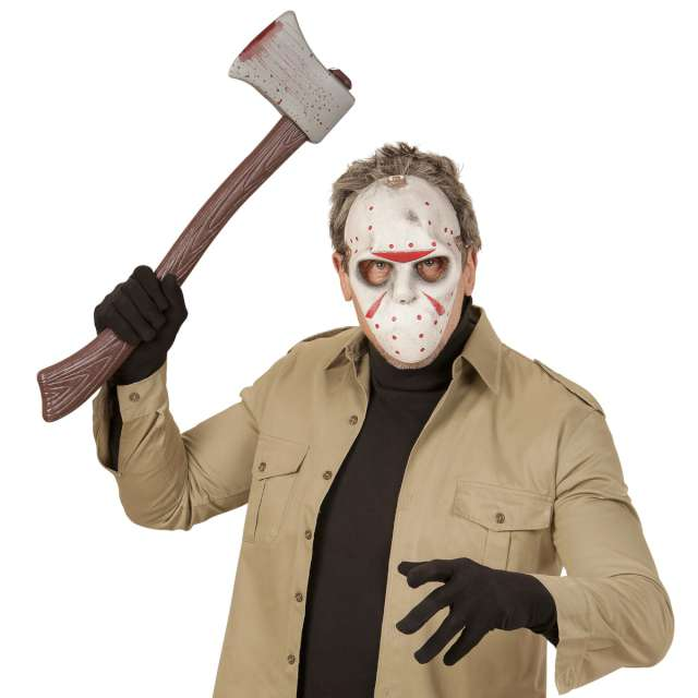 Maska Hokejowa - Jason Deluxe Widmann