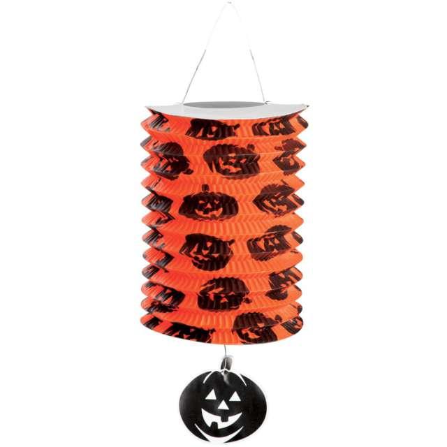 """Dekoracja lampion """"Świecące dynie"""", pomarańczowy, Carnival Toys"""