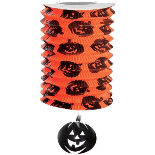 Dekoracja lampion Świecące dynie pomarańczowy Carnival Toys