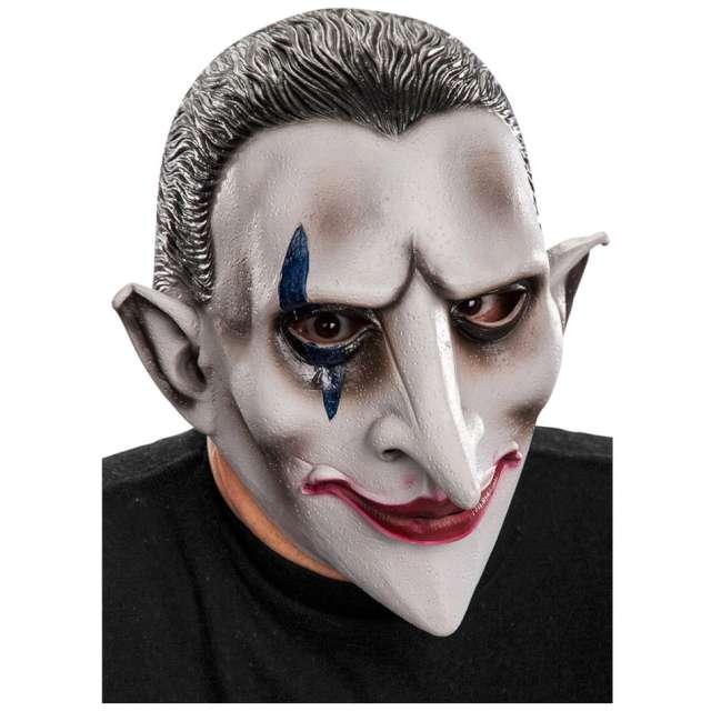 "Maska ""Hrabia Drakula"", lateksowa, Carnival Toys"