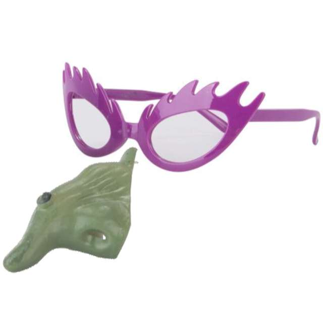 "Okulary party ""Nos Czarownicy"", Carnival Toys"