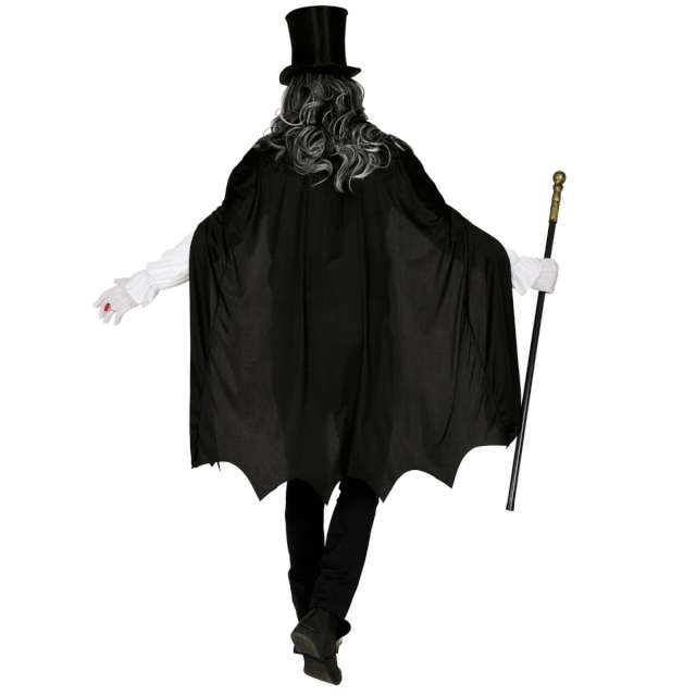 _xx_VAMPIRE (shirt with vest and jabot cape L