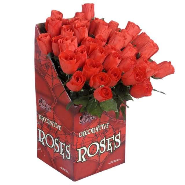 _xx_Pk 48 RED ROSES display box of 48 - 44 cm