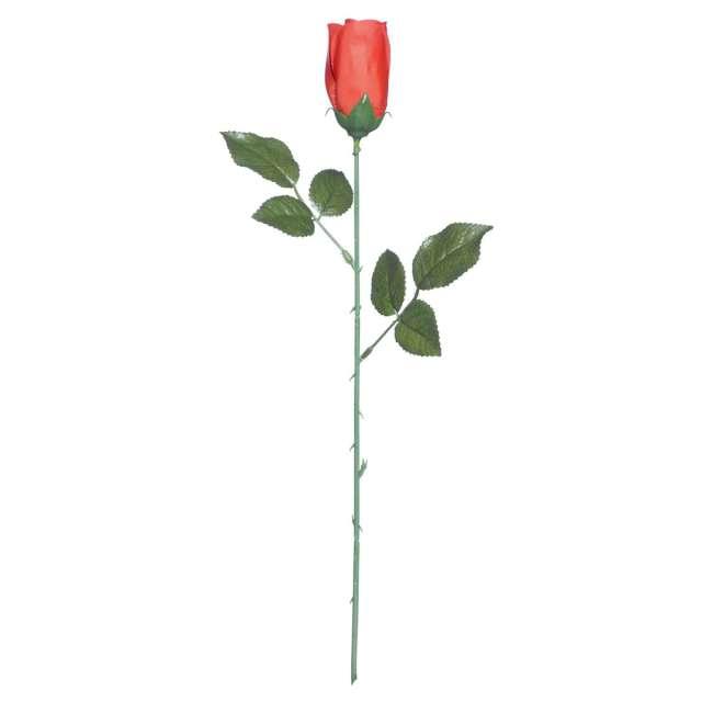 Dekoracja Róża czerwona Widmann 44cm