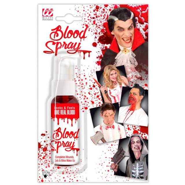 Make-up Krew w tubce czerwona Widmann 48 ml