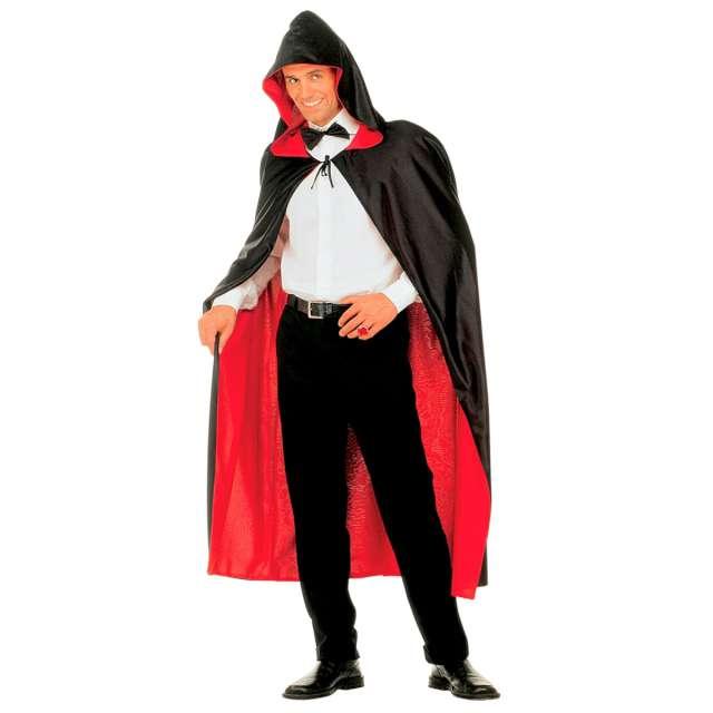 _xx_Pk 4 BLACK/RED REVERSIBLE HOODED CAPE140 cm