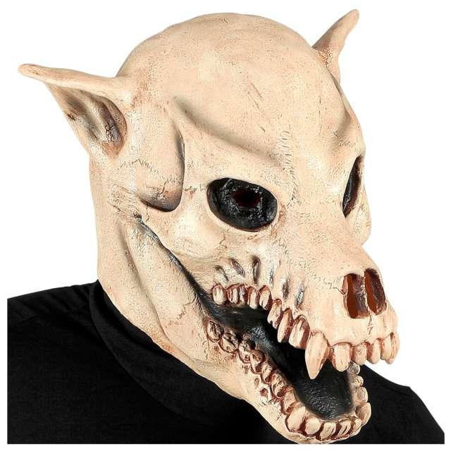 Maska Czaszka Psa lateksowa Widmann