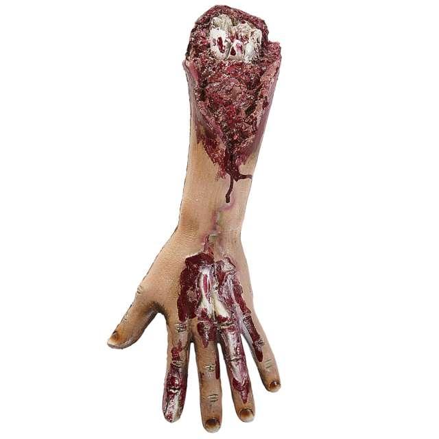 Dekoracja Zmasakrowana ręka Widmann 41 cm