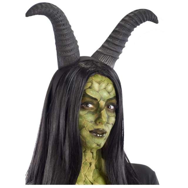 "Opaska ""Rogi Demona - Wielkie"", czarne, Carnival Toys"
