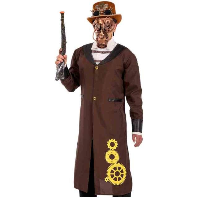 """Strój dla dorosłych """"Steampunk Man"""", brązowy, Carnival Toys, M"""