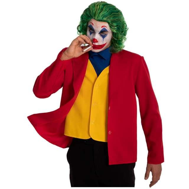 Strój dla dorosłych Joker czerwon-żółty Carnival Toys rozm. M