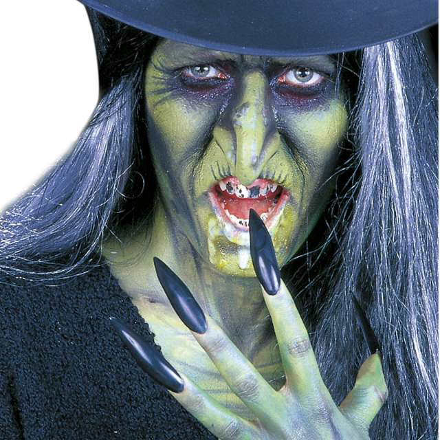 _xx_Pk 6 WITCH MAKE-UP SET WITH ACCESSORIES