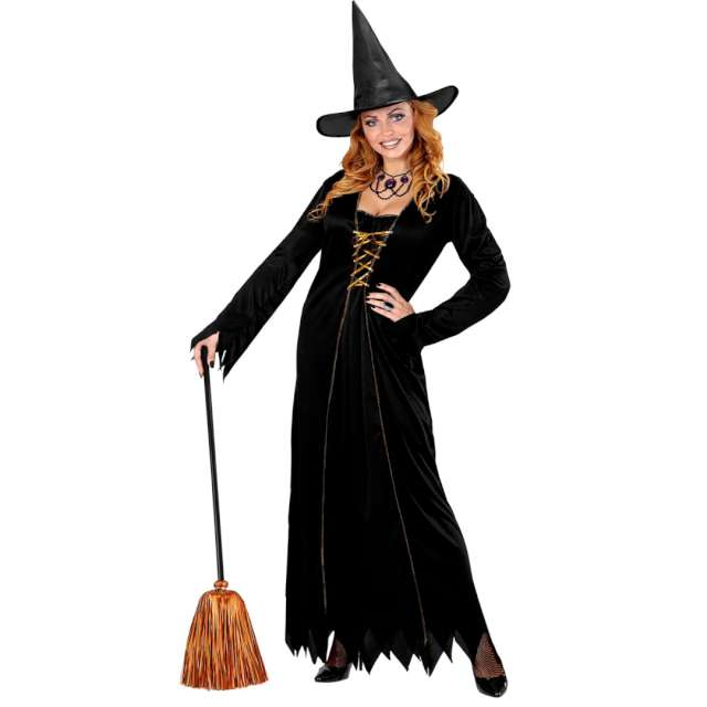 Miotła czarownicy Latająca pomarańcz Widmann 92cm