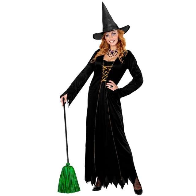 Miotła czarownicy Latająca zieleń Widmann 92cm