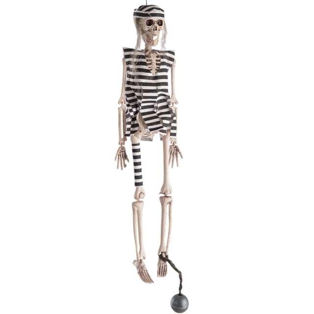 """Dekoracja """"Szkielet Pirata"""", Carnival Toys, 40 cm"""